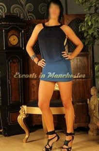 Belle - Escorts in Manchester