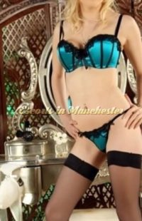 Emily - Escorts in Manchester